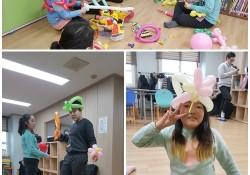 2017년 프론티어-풍선아트 2차 봉사활동