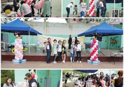 2017년 프론티어-풍선아트 4차 봉사활동