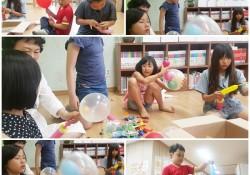 2017년 프론티어-풍선아트 5차 봉사활동