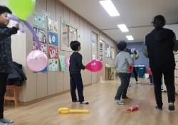2017년 프론티어-풍선아트 8차 봉사활동