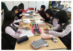 2018년 한들교실-임학중학교