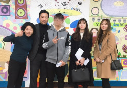경인방송 꿈드림사업 장학금 전달식